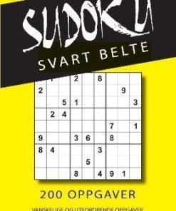 Sudoku - svart belte