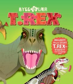 Bygg og lær: T. Rex