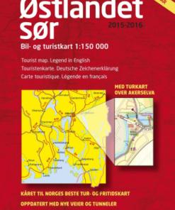 CK 50 Østlandet sør 2015-2016