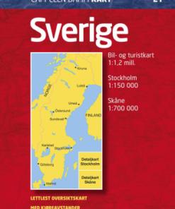 CK 21 Sverige