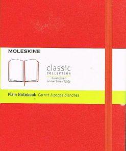 Moleskine Black Plain Notebook Large