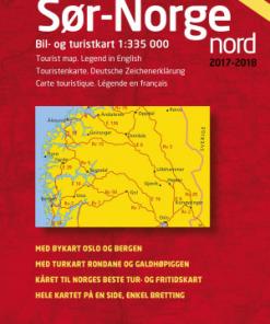 CK 2 Sør-Norge nord f 2017-2018