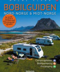 Bobilguiden: Nord-Norge og Midt-Norge