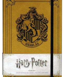 Harry Potter Håsblås. Linjert notatbok med lomme
