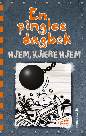 En pingles dagbok 14 : Hjem, kjære hjem