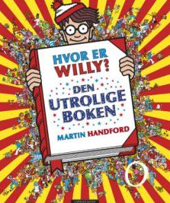 Hvor er Willy? Den utrolige boken