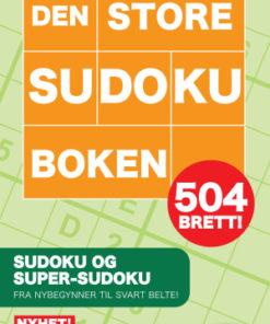 Den store sudokuboken