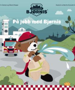 Brannbamsen Bjørnis. På jobb med Bjørnis