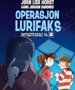 Detektivbyrå nr. 2: Operasjon Lurifaks