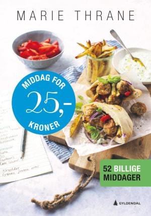 Middag for 25 kroner : Kokebok
