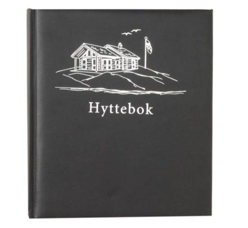 Hyttebok sjø sort