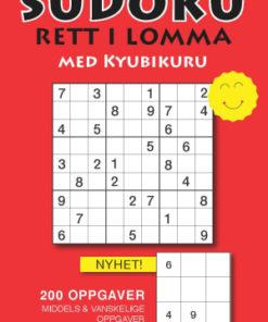 Sudoku rett i lomma med kyubikuru