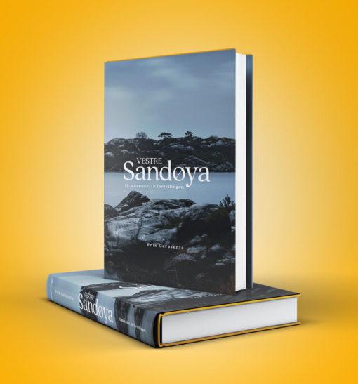 Vestre Sandøya - 12 måneder, 12 fortellinger