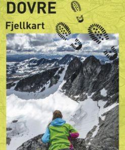 CK 43 Trollheimen-Dovre fjellkart