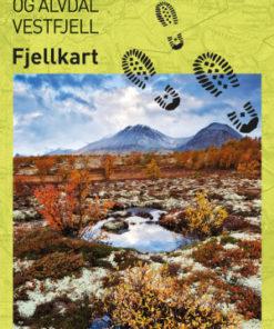 CK 46 Rondane og Alvdal vestfjell