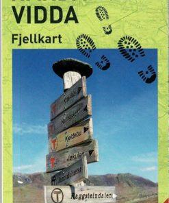 CK 47 Hardangervidda fjellkart