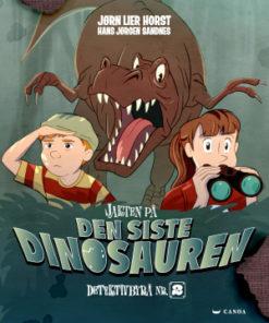 Detektivbyrå nr. 2: Jakten på den siste dinosauren