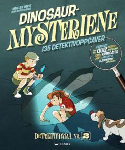 Detektivbyrå nr. 2: Dinosaurmy