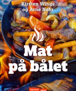 Mat på bålet