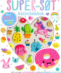 Super-søt Aktivitetsbok