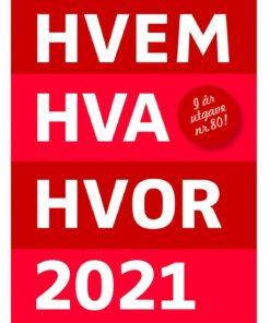 Hvem hva hvor 2021