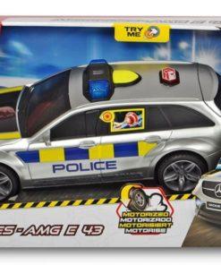 Dickie Toys Politibil Mercedes-AMG E43