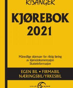 Kjørebok 2021 - egen bil, firmabil, næringsbil/yrkesbil