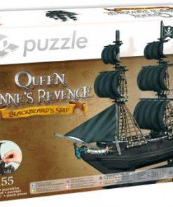 3D puslespill Queen Annes Revence