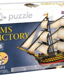 3D puslespill HMS Victory