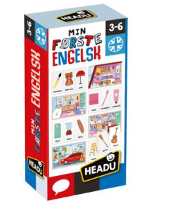 Min første engelsk -spill