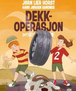 Detektivbyrå nr. 2: Dekkoperasjon