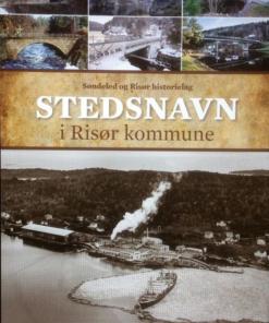 Stedsnavn i Risør kommune