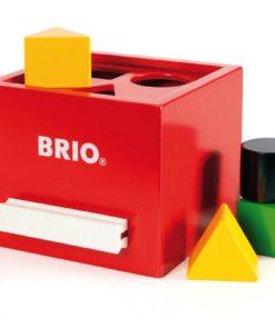 BRIO Putteboks Rød