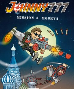 Johnny 777- Mission 3 - Moskva