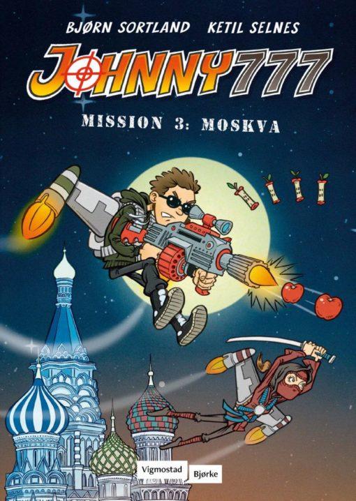 Johnny 777- Mission 3 - Moskva