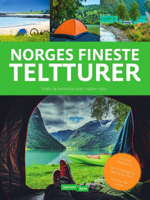 Norges fineste teltturer