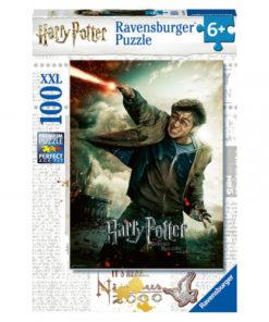 Ravensburger Puslespill - Harry Potter 100 XXL brikker