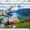 Ravensburger Puslespill - Skandinavisk idyll 500 brikker