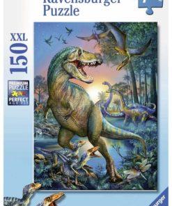 Ravensburger puslespill 150 brikker - Dinosaur
