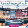 Ravensburger Puslespill 1000 København
