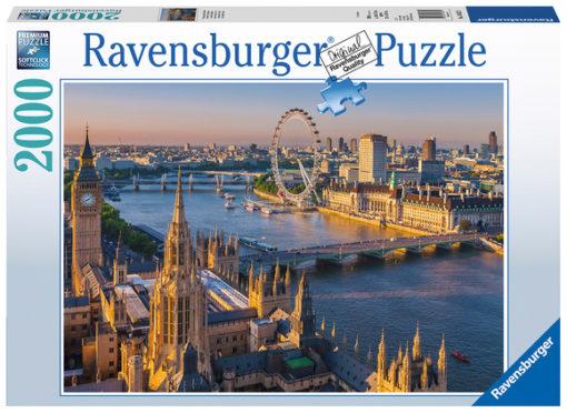 Ravensburger Puslespill 2000 London
