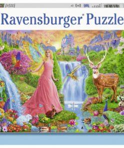 Ravensburg Puslespill 200 Samling i Skumringen