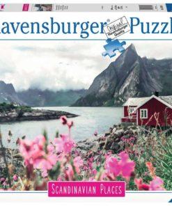 Ravensburger Puslespill 1000 Reine i Lofoten