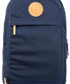 Skolesekk Beckmann 30L Urban mørk blå