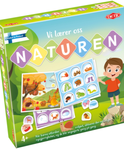 Lærespill natur