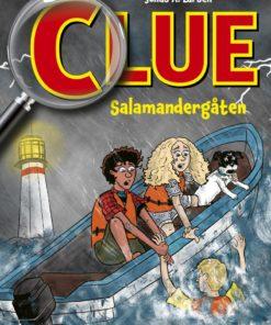 Salamandergåten: CLUE 1