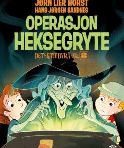 Detektivbyrå nr. 2: Operasjon heksegryte