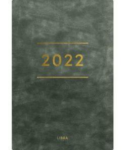 Kalender GRIEG A5 2022 Doodle m/omslag