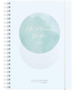 Kalender GRIEG A5 2022 Life Planner ToD