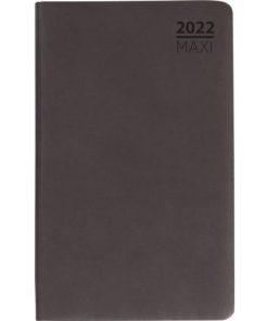 Lommekal. GRIEG Maxi 2022 imitert grå